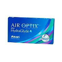 Air Optix Plus HydraGlyde®