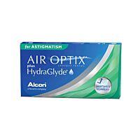 Air Optix Plus HydraglydeAstigmatismo®