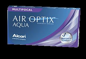 Air Optix Aqua Hydraglyde Multifocal®
