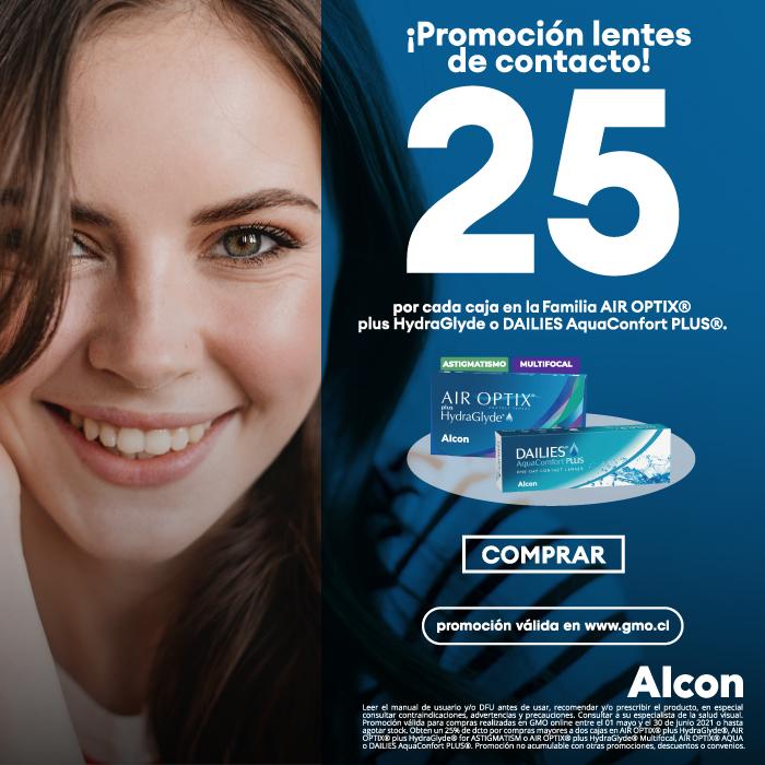 Alcon 25 OFF